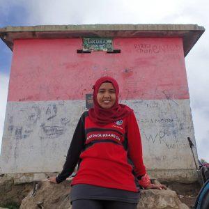 Pendakian Tektok Gunung Cikuray bersama Tektok Team 6