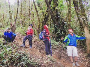 Pendakian Tektok Gunung Cikuray bersama Tektok Team 9