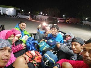 Pendakian Tektok Gunung Cikuray bersama Tektok Team 2