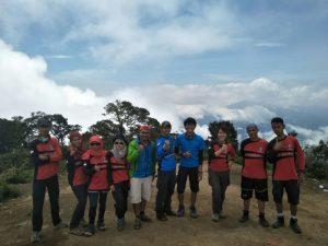 Pendakian Tektok Gunung Cikuray bersama Tektok Team 7