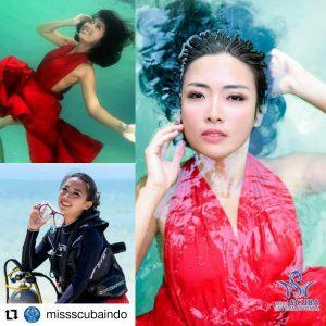Apakah kontes Miss Scuba Sudah Ramah Gender? 1